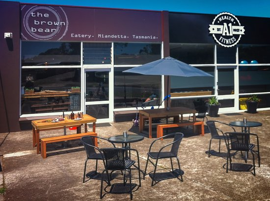 The Brown Bear Eatery - Accommodation Brisbane