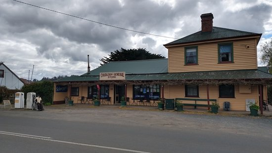 Chudleigh General Store and Cafe - Accommodation Brisbane