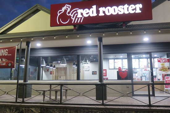 Red Rooster - Accommodation Brisbane