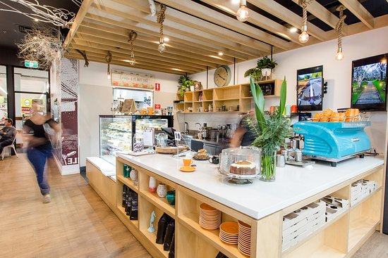 Cafe Merchant - Accommodation Brisbane