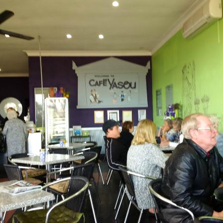Cafe Yasou - Accommodation Brisbane
