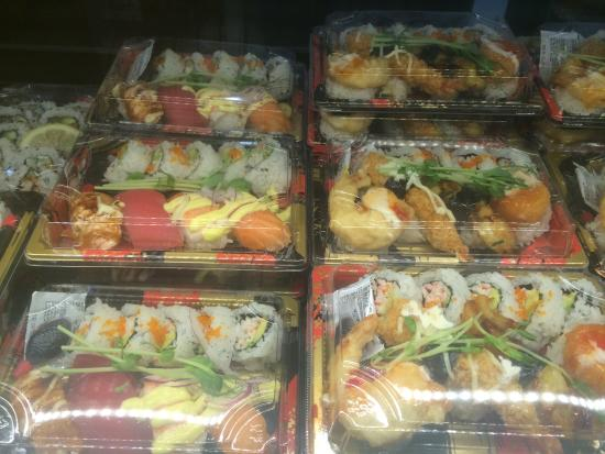 I Sushi Eaton - Accommodation Brisbane