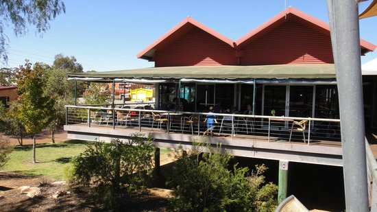 Rivers Edge Cafe - Accommodation Brisbane