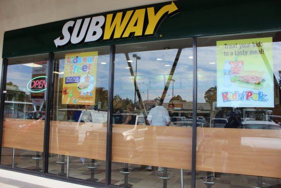 Subway - Accommodation Brisbane