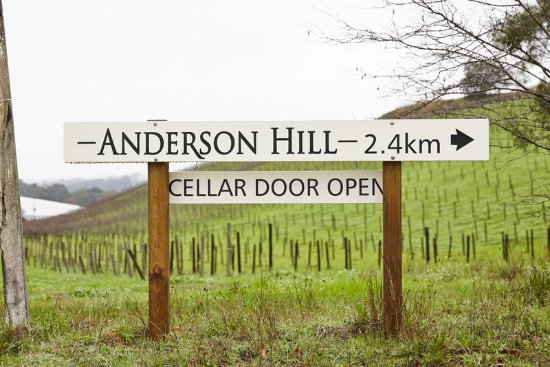 Anderson Hill Cellar Door Restaurant - Accommodation Brisbane