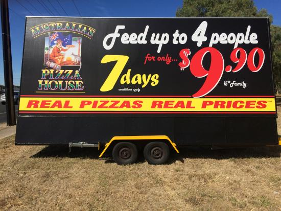 Australia's Pizza House - Accommodation Brisbane