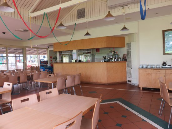Civic Park Family Restaurant - Accommodation Brisbane