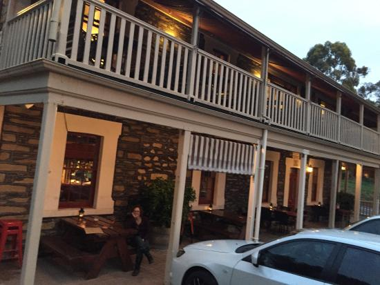 Scenic Hotel Cafe - Accommodation Brisbane