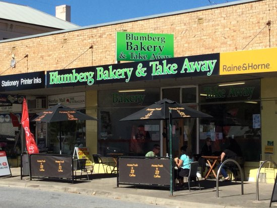 Blumberg Bakery  Take Away - Accommodation Brisbane