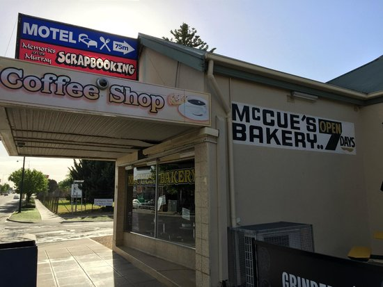 McCue's Bakery - Accommodation Brisbane