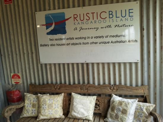 Rustic Blue - Accommodation Brisbane