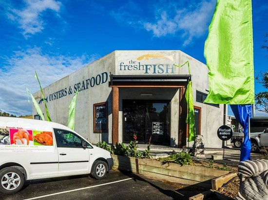 The Fresh Fish Place - Factory Direct Seafood - Accommodation Brisbane