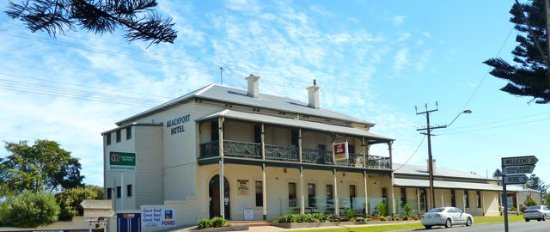 Beachport Hotel - Accommodation Brisbane