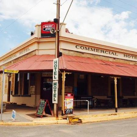 Commercial Hotel Orroroo - Accommodation Brisbane