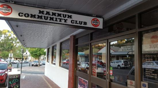 Mannum Community Club - Accommodation Brisbane