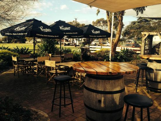Meningie's Cheese Factory Restaurant - Accommodation Brisbane