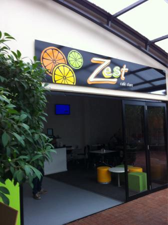 Zest Cafe - Accommodation Brisbane