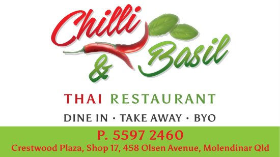 Chilli  Basil Thai Restaurant - Accommodation Brisbane