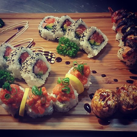 Sushi Arasi - Accommodation Brisbane