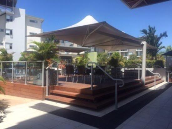 Curly's on the Boardwalk - Accommodation Brisbane