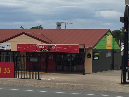Eagle Boys Pizza - Accommodation Brisbane