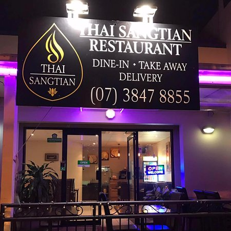 Thai Sangtian Restaurant - Accommodation Brisbane