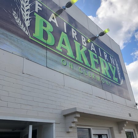 Fairbairn Bakery on Clermont - Accommodation Brisbane