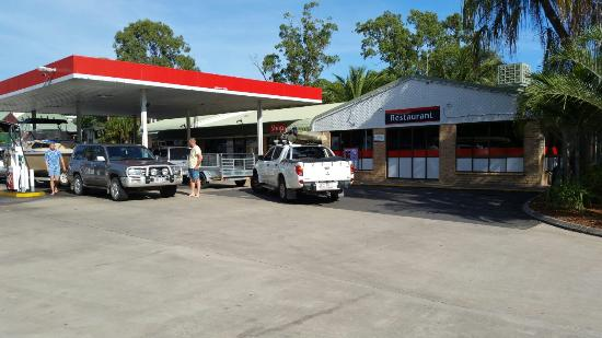 Caltex Agnes Water - Accommodation Brisbane