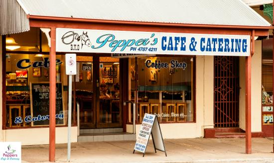Peppers Cafe  Catering - Accommodation Brisbane