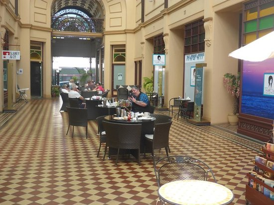 Stock Exchange Cafe - Accommodation Brisbane