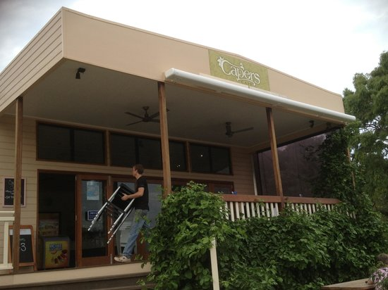 Capers Cafe - Accommodation Brisbane