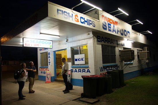 Cardwell Seafood - Accommodation Brisbane