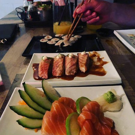Ginja Ninja Sushi Cafe - Accommodation Brisbane