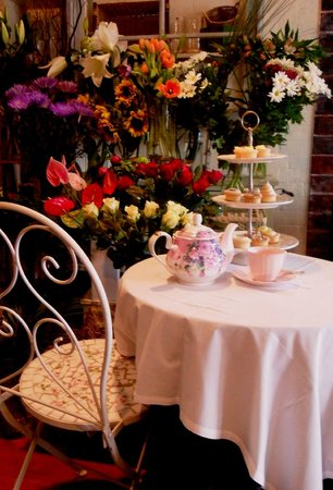 Laidley Florist and Tea Room - Accommodation Brisbane
