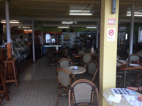 Seaview Deli Cafe - Accommodation Brisbane