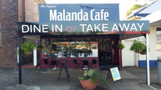 The Original Malanda Cafe - Accommodation Brisbane