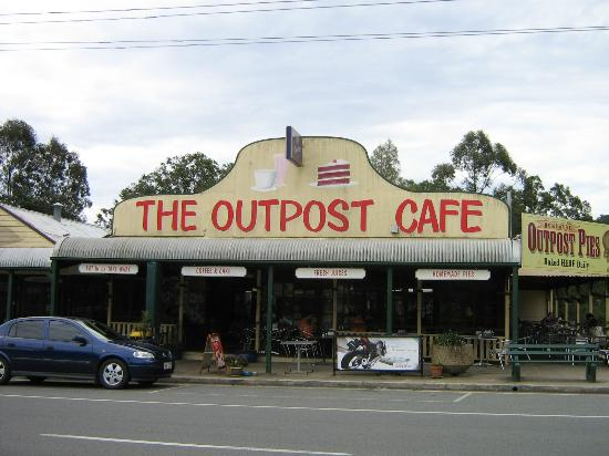 The Outpost Cafe - Accommodation Brisbane