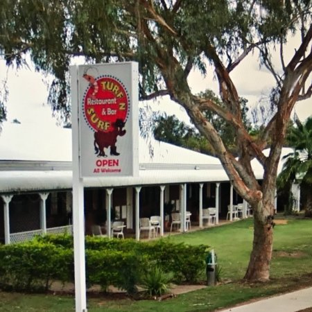 TURF N SURF Barcaldine Restaurant - Accommodation Brisbane