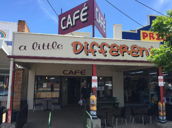 A Little Bit Different Cafe - Accommodation Brisbane