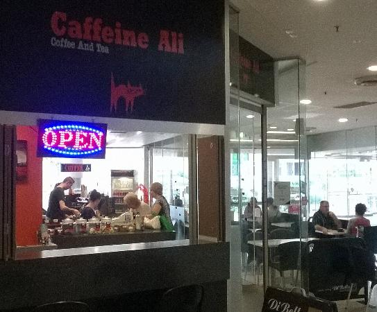 Caffeine Ali - Accommodation Brisbane