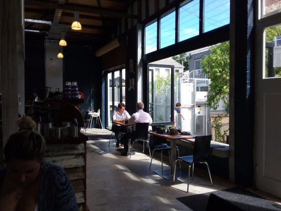 Dancing Bean Espresso - Accommodation Brisbane