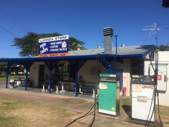 Lucinda Jetty Store  Take-Away - Accommodation Brisbane