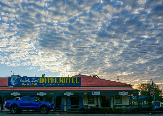 Lucinda Point Hotel Motel Restaurant - Accommodation Brisbane