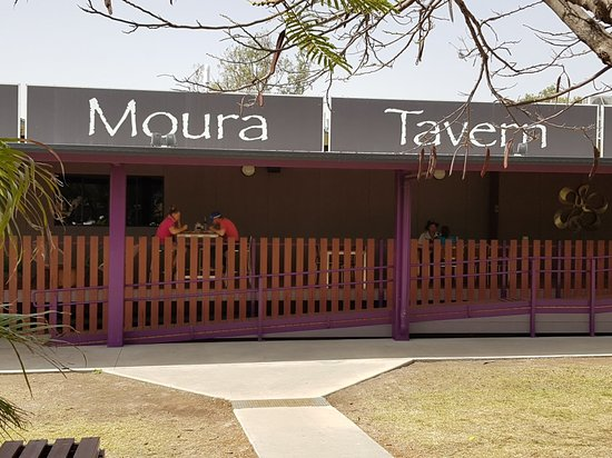 Moura Tavern - Accommodation Brisbane