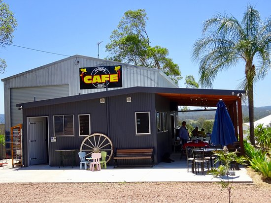 Packing Shed Cafe - Accommodation Brisbane