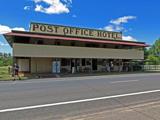 Post Office Hotel - Accommodation Brisbane