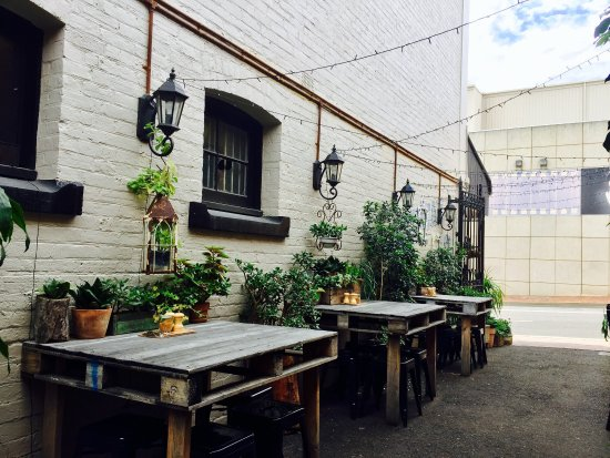 Rafter  Rose Cafe - Accommodation Brisbane