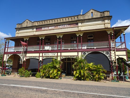 Railway Hotel Pub - Accommodation Brisbane