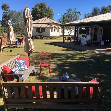 Rolleston Coffee Cart - Accommodation Brisbane