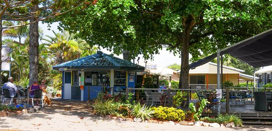 Serenity Cove Cafe - Accommodation Brisbane